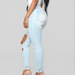 Fashion Nova Jeans - NEW fashion nova jeans